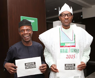 Buhari,Osinbajo To Participate In Live Televised Presidential Townhall Programme On Wednesday
