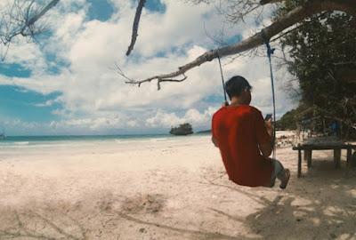 Objek Wisata Pantai Kasuso Bulukumba
