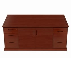 Cherryman Emerald Executive Storage Credenza
