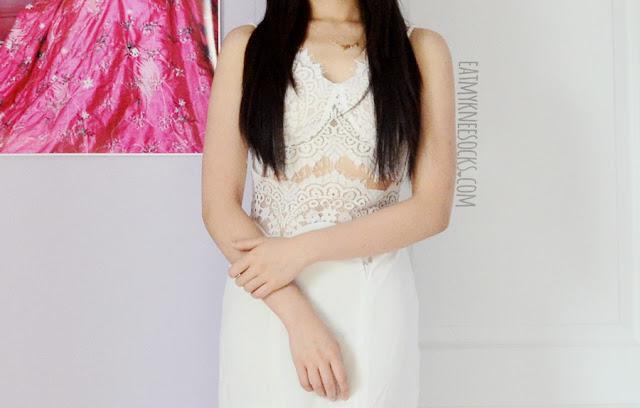 4a6b0e3e4ee SheIn Review  Maxi Dresses + Leather-Trim Blouse