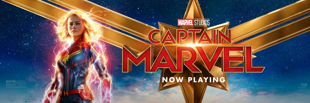 'Captain Marvel' Opens With $455M Worldwide