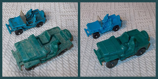 1:35th Scale Figures; 1:48th Scale; 1:50th Scale; Auburn Rubber; Commer Truck; Dodge Truck; Ford Thunderbird; Jeep Driver; Jeep M38A1; Jeep Passenger; Jeep Wrangler; M38 A1 Jeep; Model No. 2; No 15 Truck Commer; No 15 Truck Dodge; No 16 Ford Thunderbird; No. 2 Willy's Jeep; Old Plastic Vehicles; PVC Rubber; PVC Toy; PVC Vinyl Rubber; Rubber Figurines; Rubber Vehicles; Small Scale World; smallscaleworld.blogspot.com; Tomte Commer Lorry; Tomte Dodge Lorry; Tomte Jeep; Tomte Laerdal Toys; Tomte No 15 Truck Commer; Tomte No 15 Truck Dodge; Tomte No 16 Ford Thunderbird; Tomte T-Bird; Vintage Plastic Figures; Vintage PVC Vehicles;