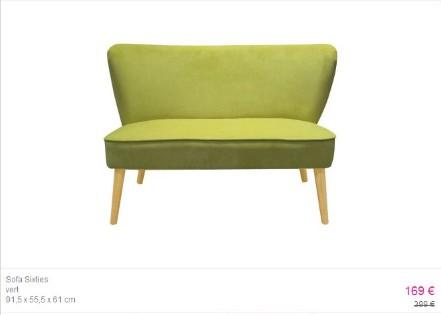 ventes privees sur internet potiron bazarchic. Black Bedroom Furniture Sets. Home Design Ideas