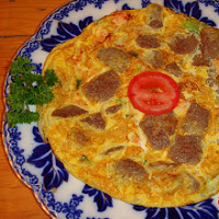 Aneka Resep Omelet Isi Bakso, Ikan Tongkol, dan Isi Sosis Untuk Sarapan Pagi Yang Praktis Bergizi Tinggi