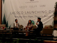 HarianJogja.Com - Lacoco & Cosvie Usung Bahan dari Alam