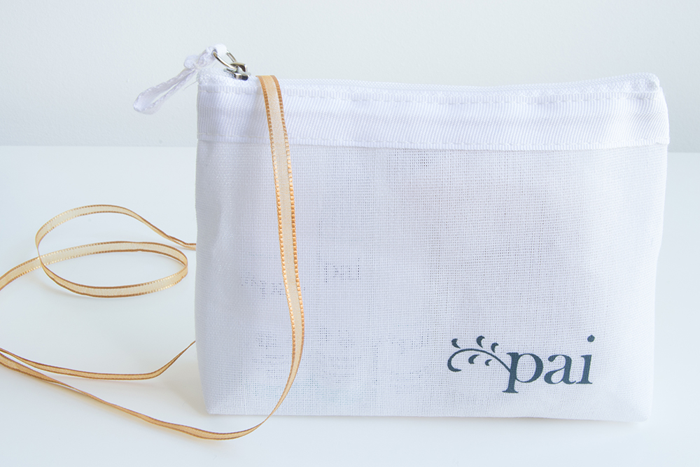 Pai, travel kit