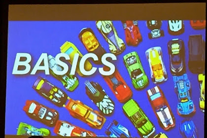 Sneak Presentation 30th Hot Wheels Collector Convention Part 1 : Basic