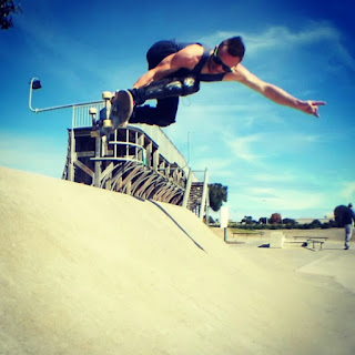 Mark Jansen Skateboarding Adelaide Westies