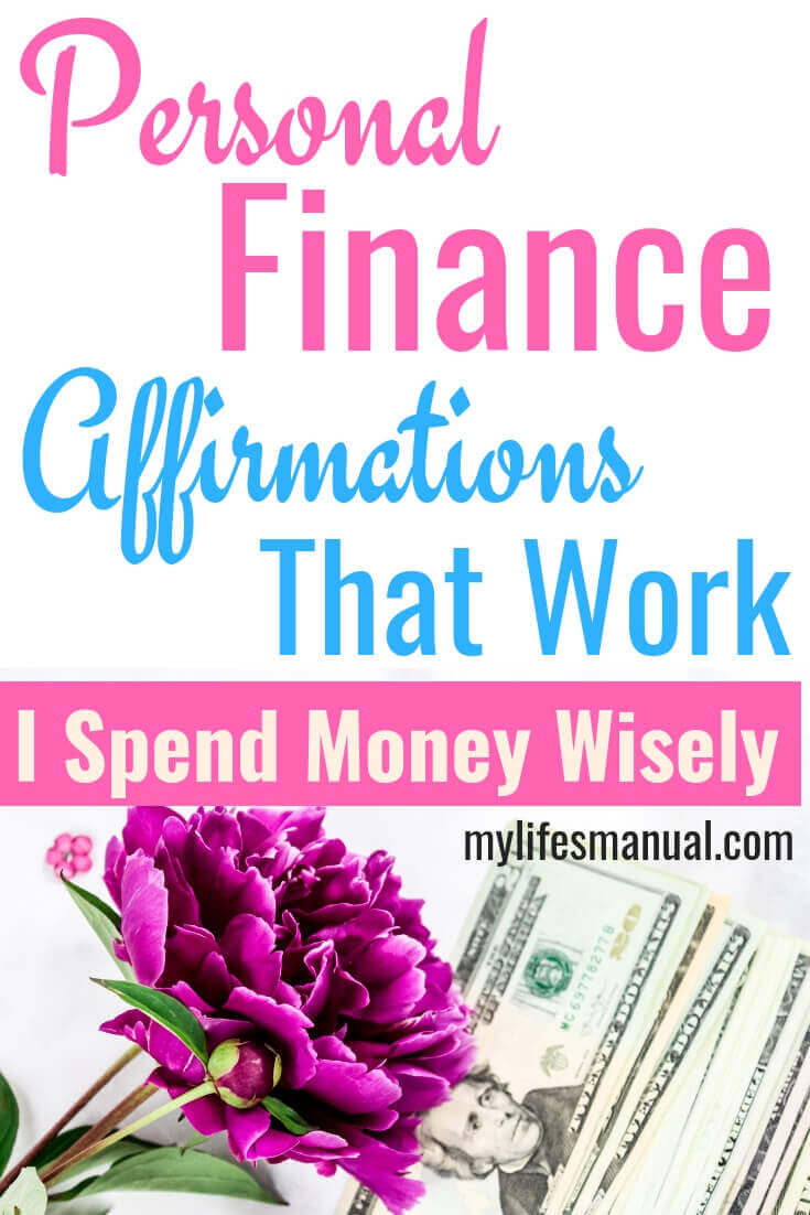 Personal Finance Affirmations That Work