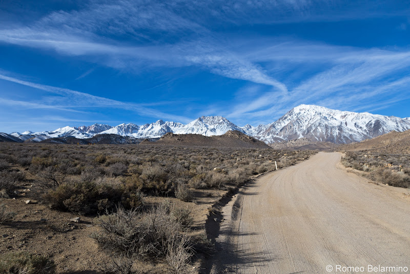 Buttermilk Road Things to Do in Bishop California