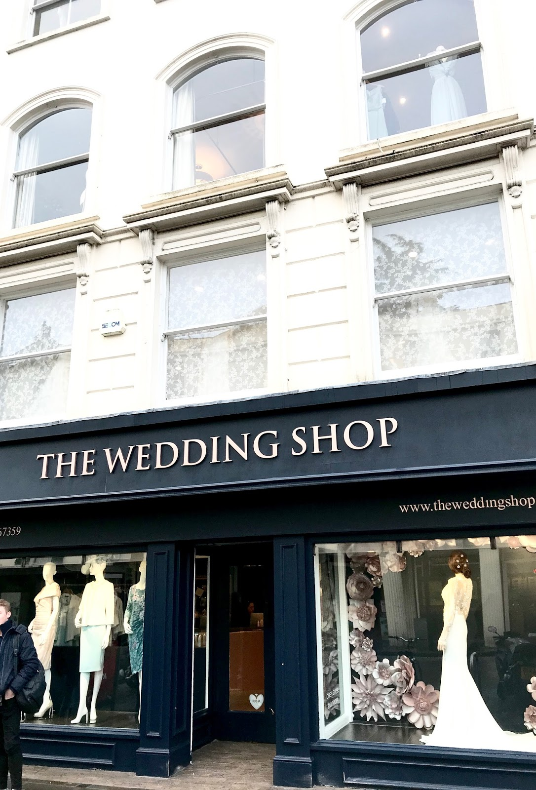 1db2a52cd9f594  1 Tell us a little more about the history of The Wedding Shop. When did it  first open  When did you take over the business