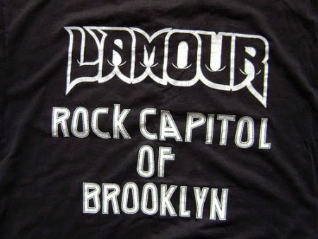 L'amour's in Brooklyn New York T-shirt