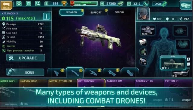 Game Aksi Tembak Menembak Alien Shooter 2 Apk