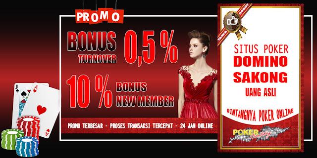 Pokerbintang Promo Terbesar Dan Agen Poker Terpercaya Di Indonesia
