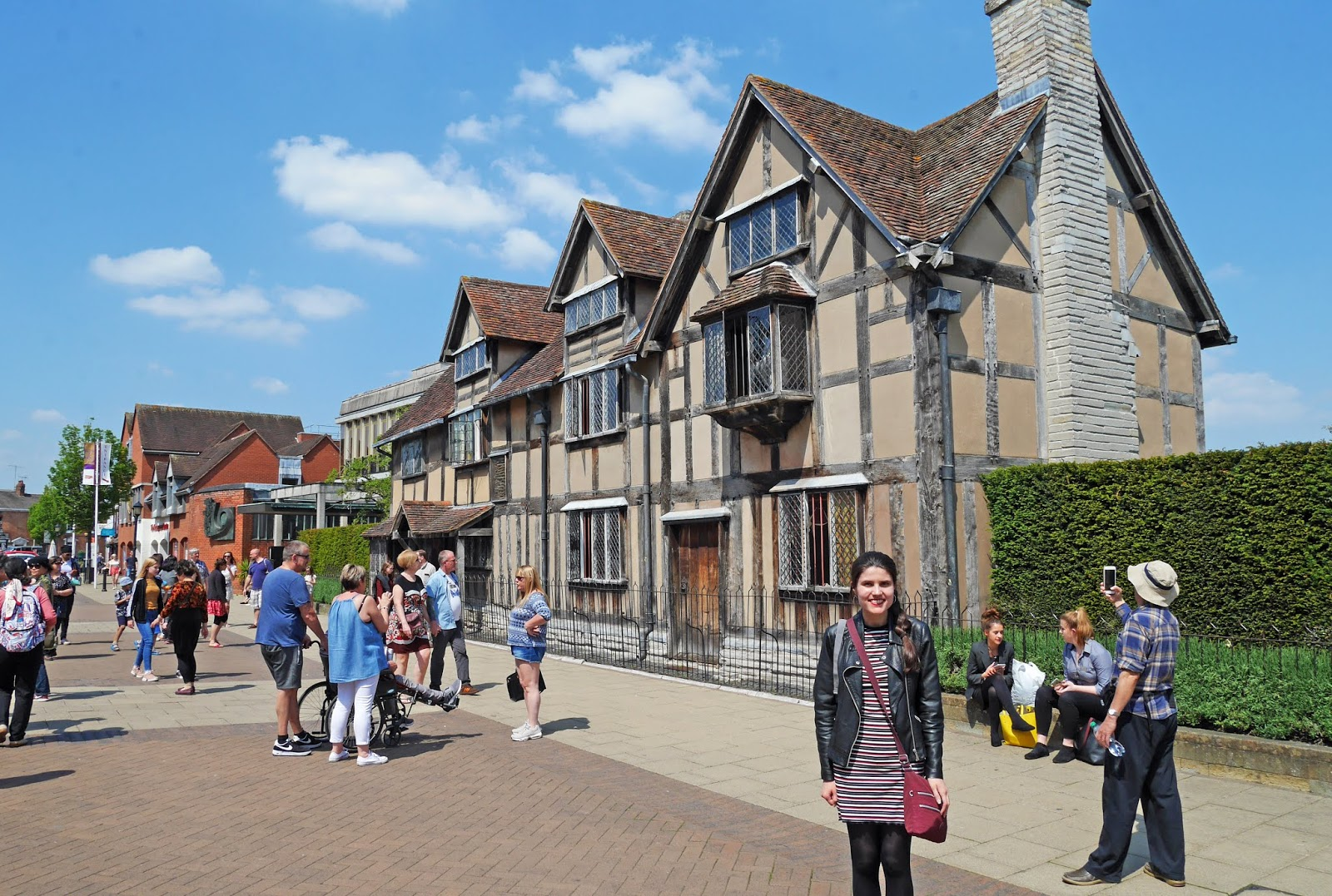 Shakespeare's Birthplace Trust, Stratford-upon-Avon