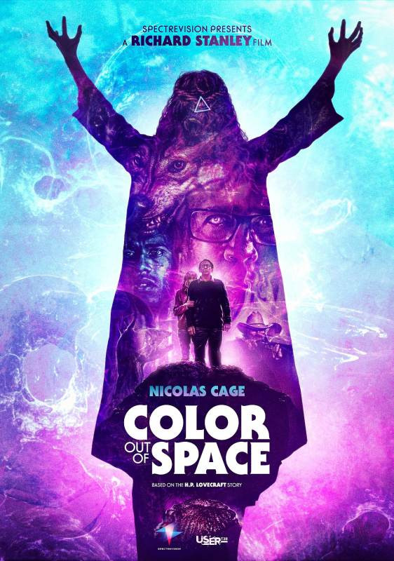 Color Out of Space 2019 English 800MB HDRip Download