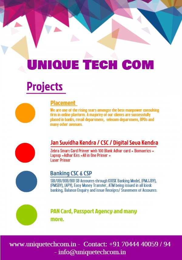 http://www.uniquetechcom.in/project.php