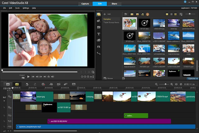 Download Corel VideoStudio Ultimate X9 19.0.0 Latest
