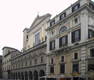 The Palazzo Colonna in Rome, where Charles Emmanuel died