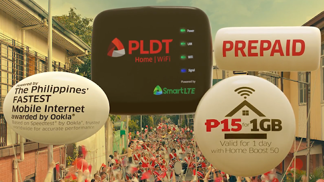 PLDT Home Prepaid WiFi Priced at 1995 Pesos with FREE 10GB Data