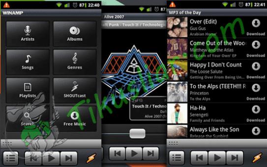 Aplikasi Musik yang Menampilkan Yang Sedang didengar di BBM Android