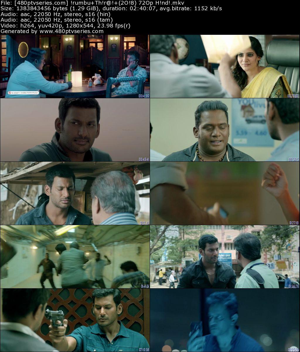 Download Irumbu Thirai (2018) Full Hindi Dual Audio Movie Download 720p HDRip Free Watch Online Full Movie Download Worldfree4u 9xmovies