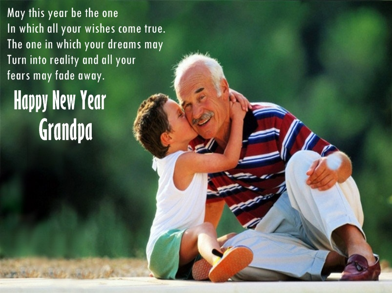 New Year Wishes Greeting