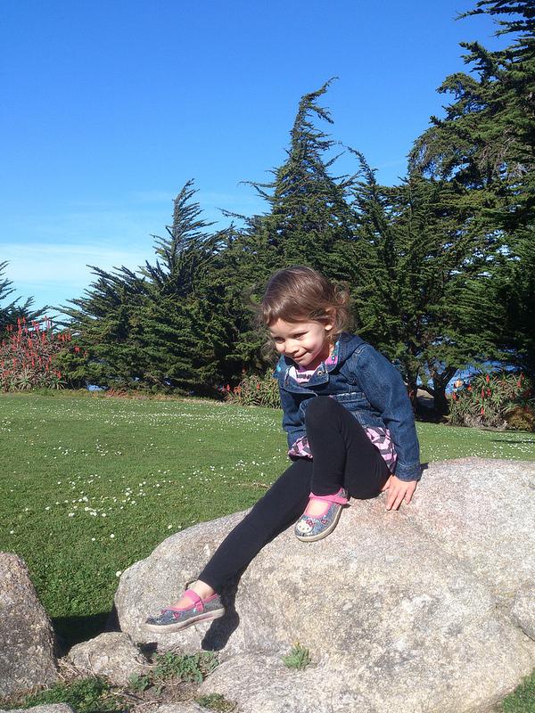 The Grass // Our favorite spot {California Moms blog hop}