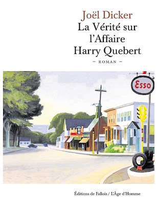 La vérité sur l'affaire Harry Québert, Joël Dicker