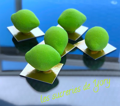 les sucreries de yory citron vert mojito. Black Bedroom Furniture Sets. Home Design Ideas