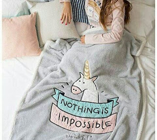 unicorn battaniye