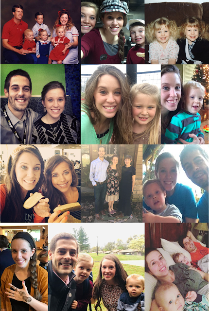Jill (Duggar) Dillard, 28th birthday