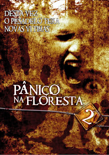 Pânico na Floresta 2 - DVDRip Dual Áudio