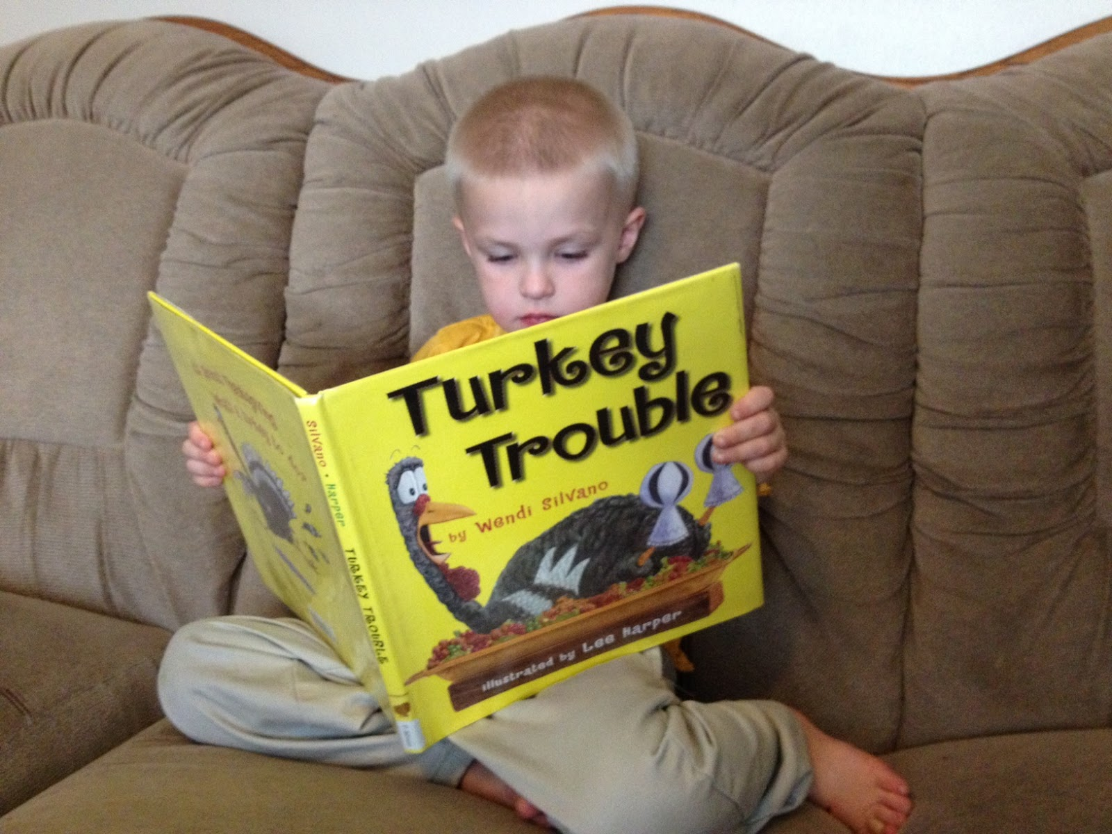 Honey Mommy Ten Terrific Thanksgiving Tales