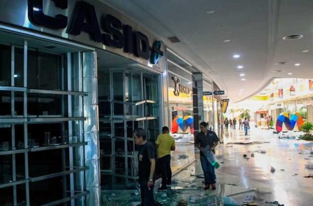 Consumidores de 13 estados del país afectados por destrucción de comercios