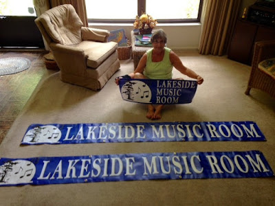 Lakeside Music Room Banners | Banners.com
