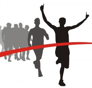 La competitività causa psicosomatica per i muscoli