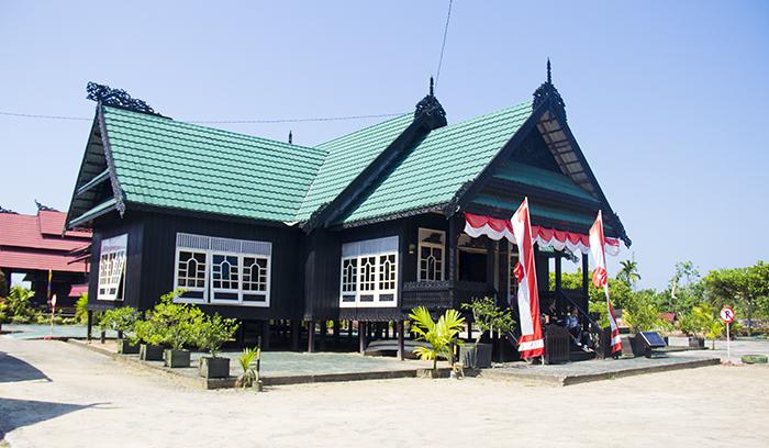 Baloy Mayo Adat Tidung, Tarakan, Kalimantan Utara