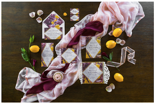 LUSCIOUS LEMON & CHIFFON WEDDING SHOOT