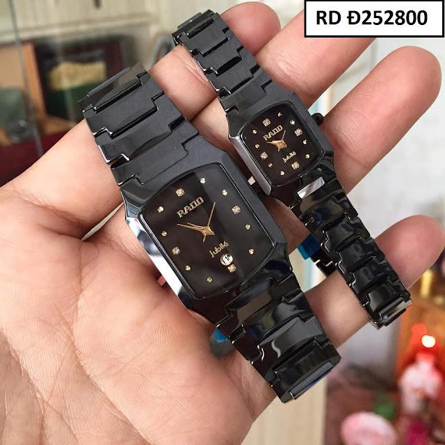 Đồng hồ cặp đôi Rado Đ252800