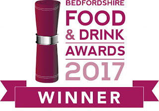 Bedfordshire Food and Drink Awards 2017 logo