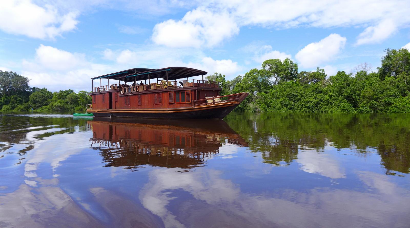 7 wisata indonesia mirip luar negeri sunagi di pulau kalimantan 7 wisata indonesia mirip luar negeri