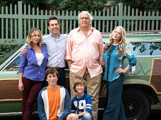 Vacation comedy Ed Helms Chevy Chase Christina Applegate Beverly D'Angelo