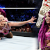 Sasha Banks molesta con WWE