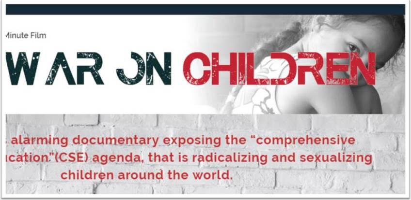 The War On Children (Family Watch International)