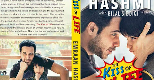 The Kiss of Life- How a Superhero and my Son defeated Cancer :Book Review
