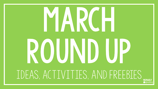 Ideas for Teaching in the Month of March