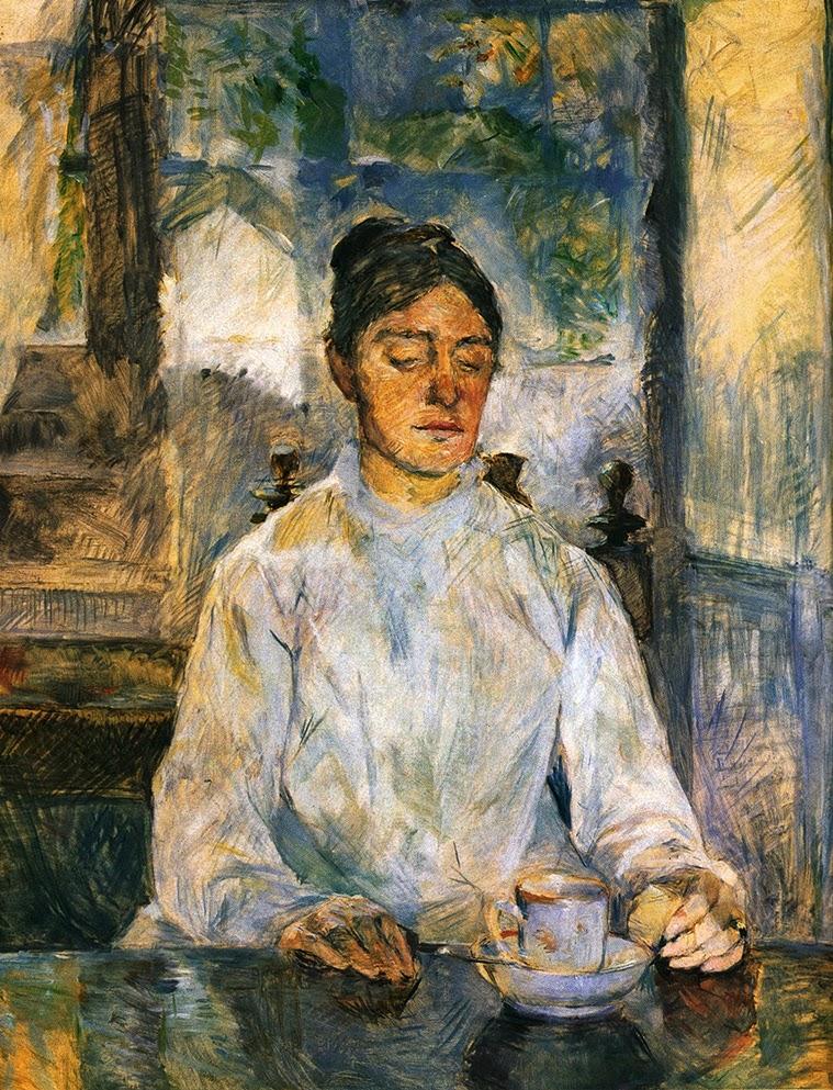 Henri de Toulouse-Lautrec, La condesa Adèle de Toulouse-Lautrec