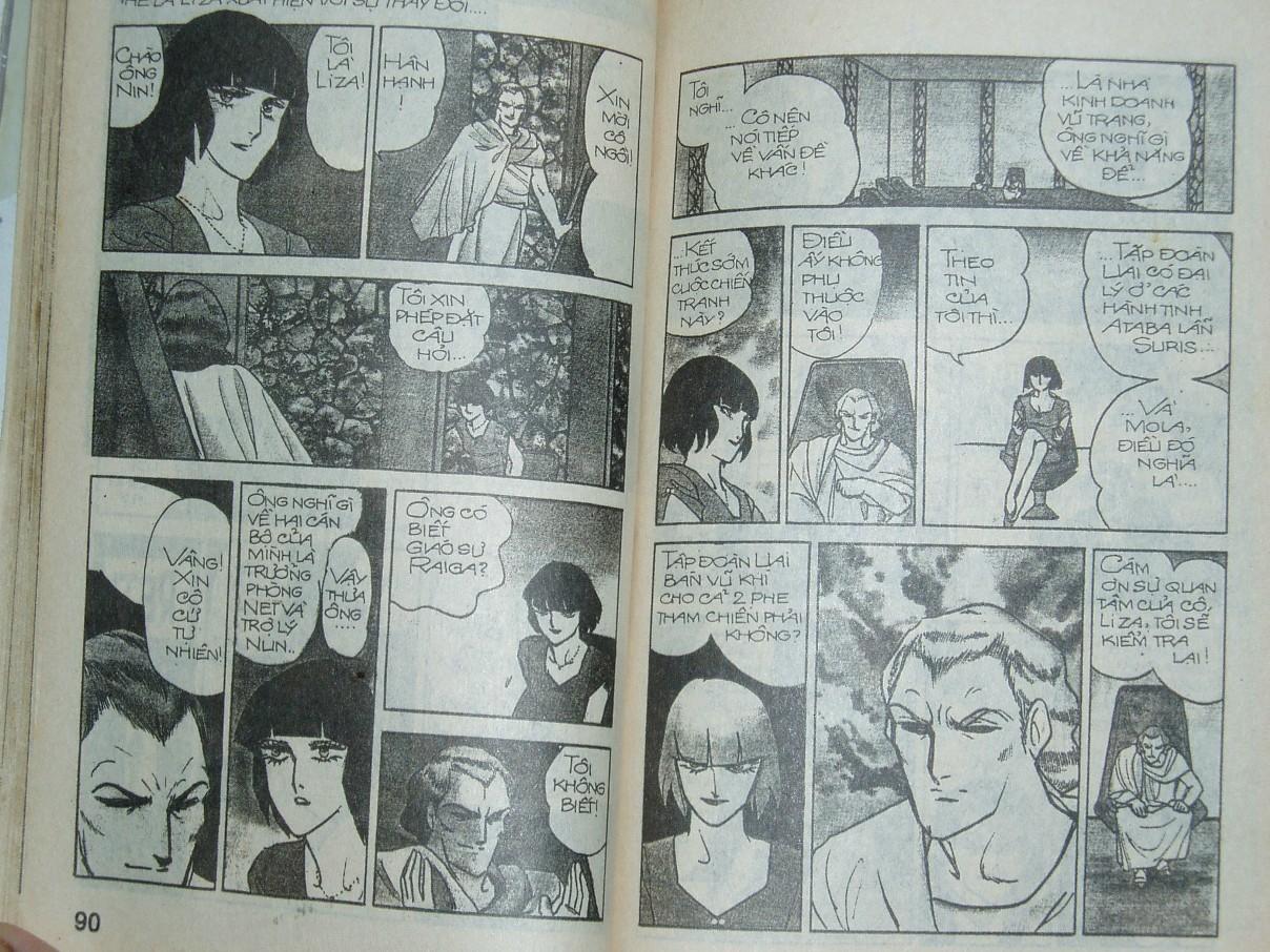 Siêu nhân Locke vol 10 trang 32
