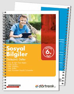 5. Sınıf Sosyal Bilgiler Etkileşimli Defter Cevapları
